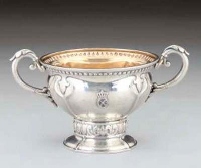 ROYAL SILVER, A 20TH CENTURY D