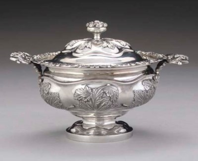 A LARGE 19TH CENTURY RUSSIAN S