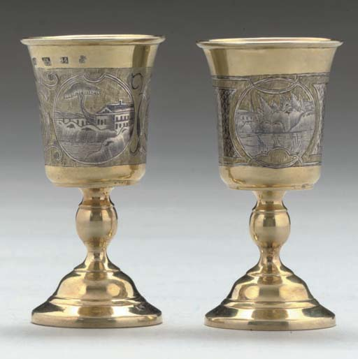 A PAIR OF SMALL 19TH CENTURY R