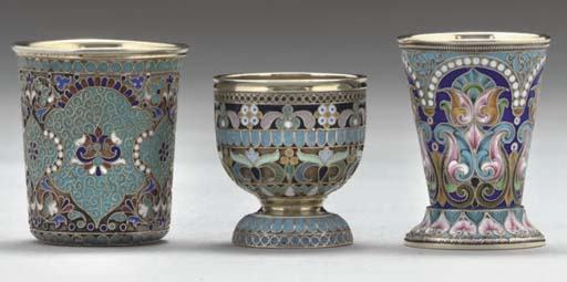A GROUP OF THREE LATE 19TH CEN