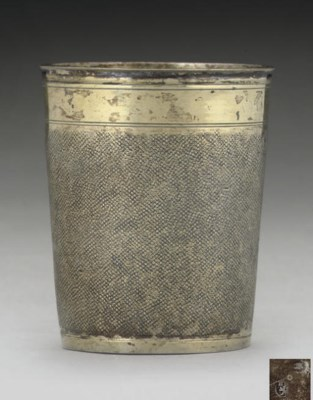A LATE 17TH/EARLY 18TH CENTURY