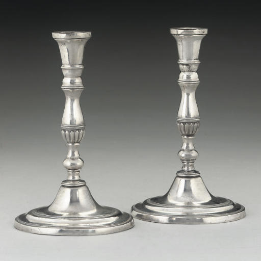 A PAIR OF LATE 18TH/EARLY 19TH