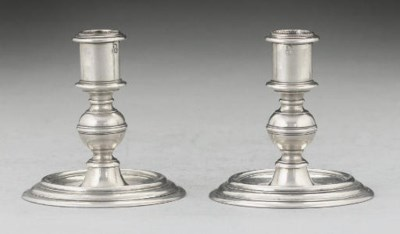 A PAIR OF EARLY 18TH CENTURY M