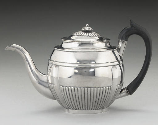 AN EARLY 19TH CENTURY RUSSIAN