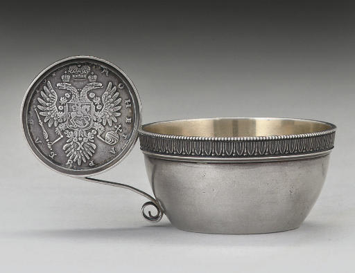 AN EARLY 20TH CENTURY RUSSIAN