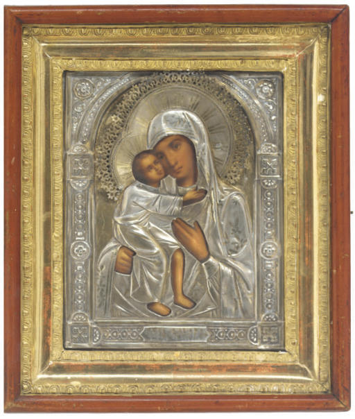THE MOTHER OF GOD OF FEODOR