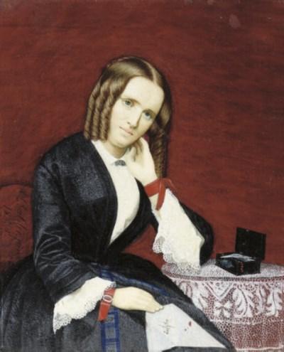 HENRIK LUDVIG GALSTEN, 1852