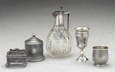 A GROUP OF LATE 19TH CENTURY R
