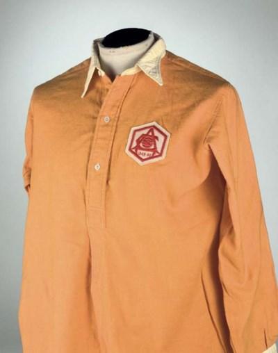 AN ORANGE ARSENAL 1950 F.A.CUP