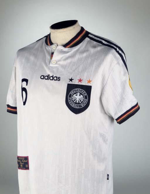 A WHITE WEST GERMANY INTERNATI