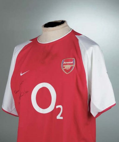 A RED ARSENAL SHORT-SLEEVED SH