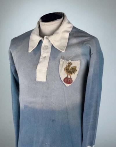 A BLUE 1925 FRANCE v. NEW ZEAL