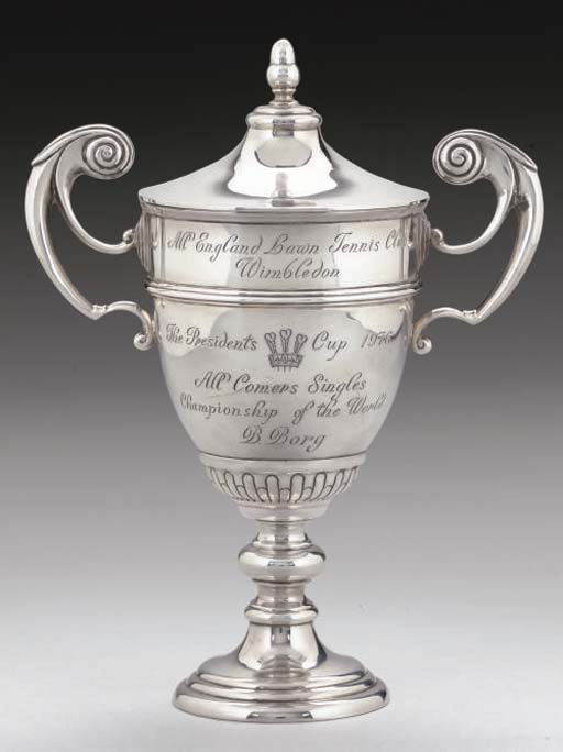 THE PRESIDENT'S CUP, WIMBLEDON