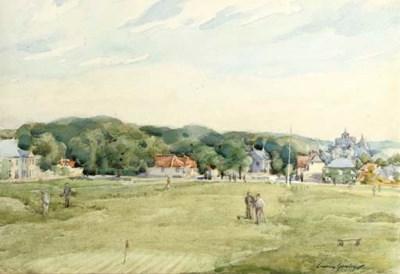 ANDREW ARCHER GAMLEY (BRITISH,