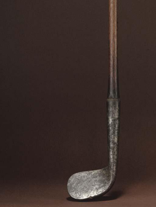 A SMOOTH-FACED RUT NIBLICK BY