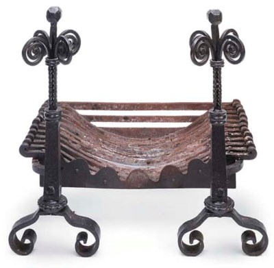 A PAIR OF VICTORIAN BLACK PAIN