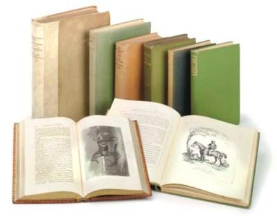 HUNTING BOOKS: GRIMBLE, NIMROD