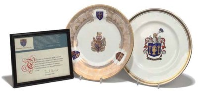 A SPODE LIMITED EDITION ST. ED