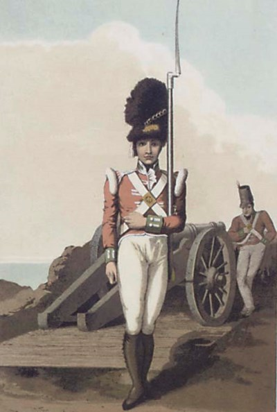E KAUFMANN, AFTER GEORGE WALKE