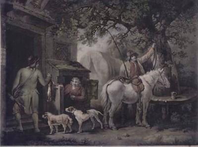 WILLIAM WARD, AFTER GEORGE MOR