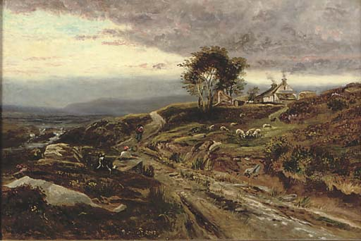 LLOYD-BOND, (BRITISH, 19TH CEN