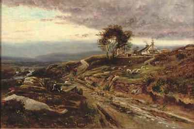 LLOYD-BOND, (BRITISH, 19TH CEN