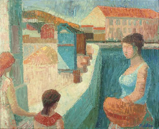 ROGER MONTANÉ (FRENCH, B.1916)