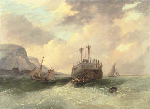 ATTRIBUTED TO ALFRED PRIEST (1