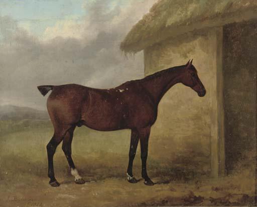 JAMES (II) BARENGER (BRITISH,