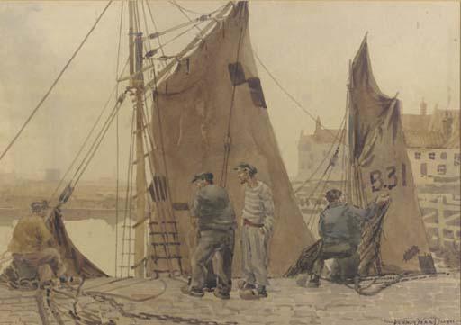 VERNON WARD (BRITISH, 1905-198