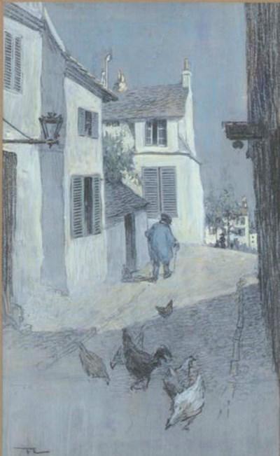 THÉRÈSE LESSORE (BRITISH, 1884