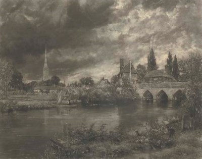 AFTER JOHN CONSTABLE, NORMAN H