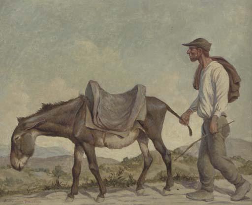 ANTONINO TRAVERSO (ITALIAN, 20TH CENTURY)