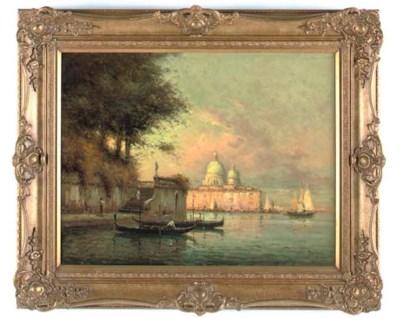 ANTOINE BOUVARD (FRENCH, 1870-
