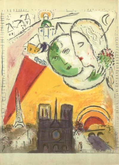 MARC CHAGALL (FRENCH, 1869-189