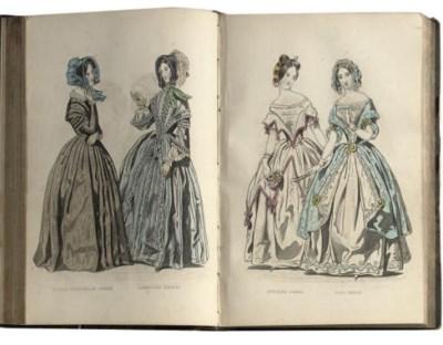 Ladies Cabinet (The) of Fashio