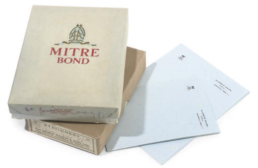 TWO BOXES OF PRINCESS MARY'S M