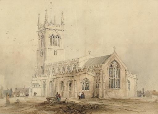 SAMUEL PROUT (BRITISH, 1783-18