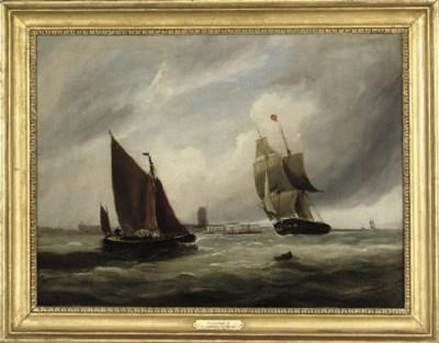FREDERICK CALVERT (BRITISH, 17
