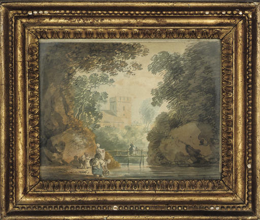 WILLIAM PAYNE (BRITISH, 1754-1833)
