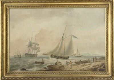 NICHOLAS POCOCK (BRITISH, 1740