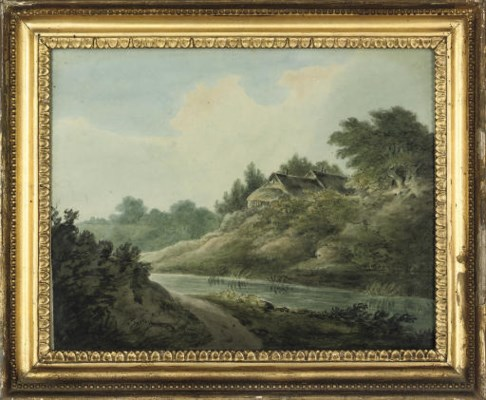 CIRCLE OF JOHN WARWICK SMITH (