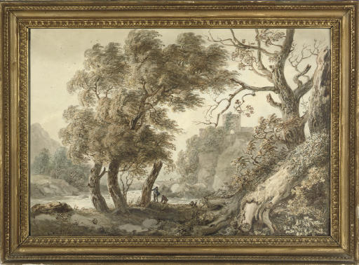 PAUL SANDBY, R.A. (BRITISH, 1725-1809)