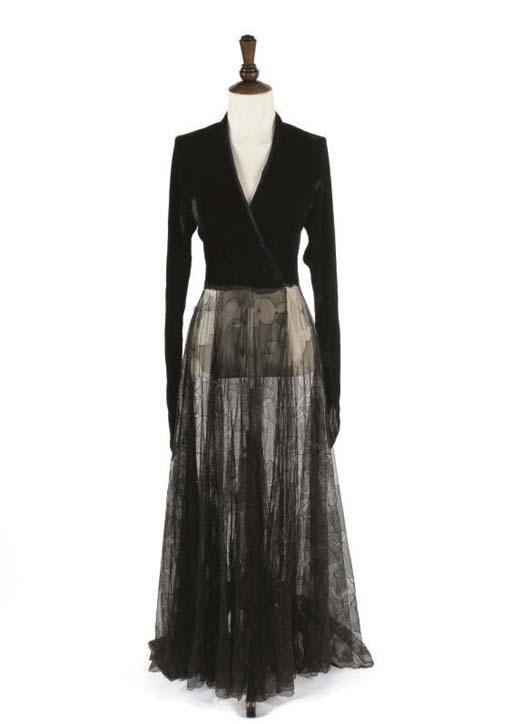 MADELEINE VIONNET, 1936-8