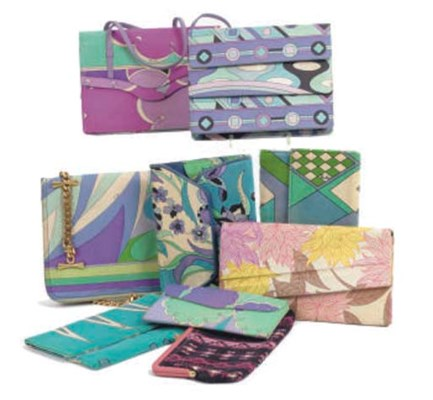 PUCCI: A COLLECTION OF HANDBAG