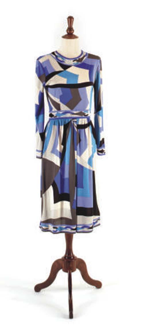 EMILIO PUCCI: TWO DRESSES