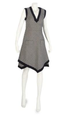 JEAN PATOU, TWO DRESSES 1960s
