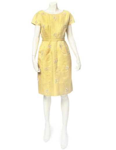 GIVENCHY COUTURE, A LEMON YELL