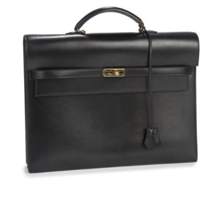 HERMÈS, A KELLY BRIEFCASE