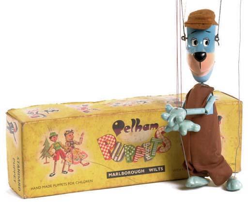 Pelham Puppet Characters, 1960s-1970s